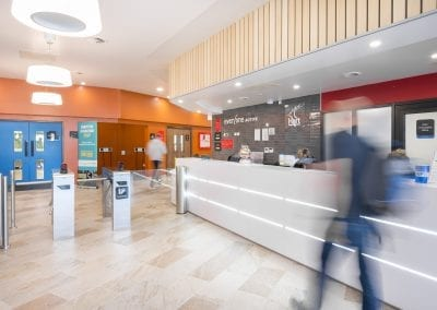 Hart Leisure Centre - Reception