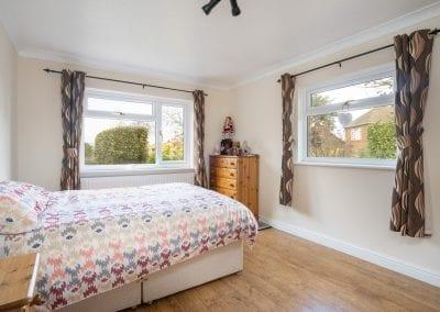 Interior Photography - Bedroom