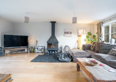 Interior Photography - Living Room