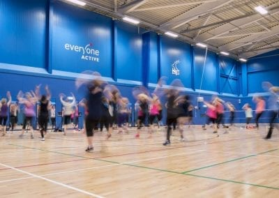 Hart Leisure Centre - Sports Hall