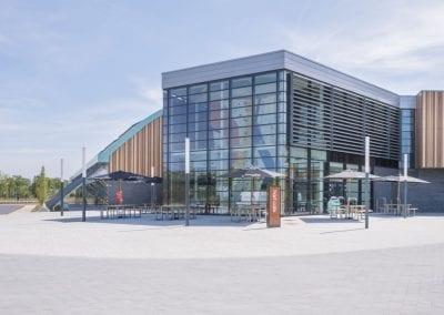 Hart Leisure Centre - Front