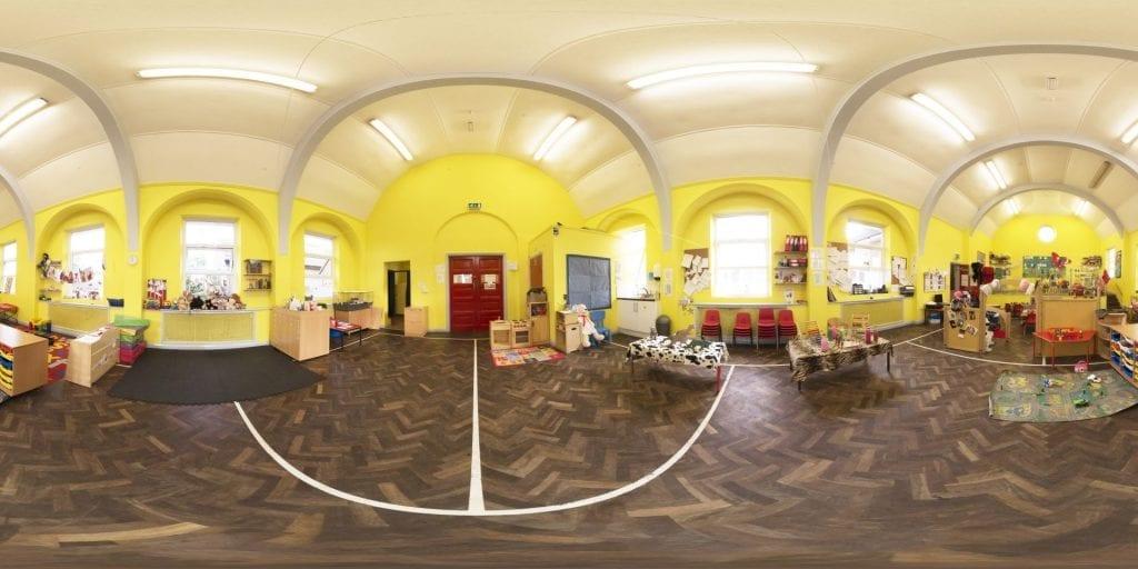 Footsteps Nursery – Hollingbury