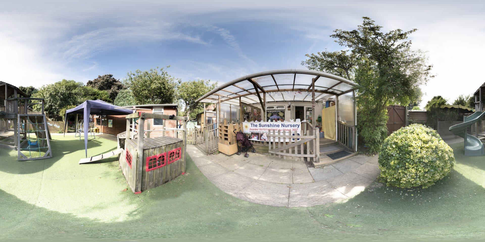 Sunshine Nursery – Worthing