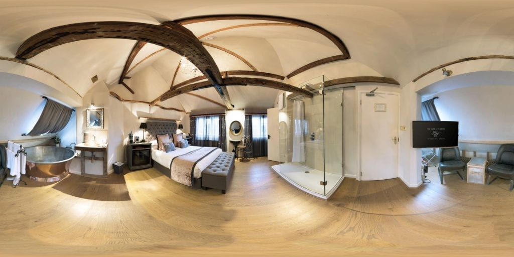 The Hand & Flowers – Limousin Room