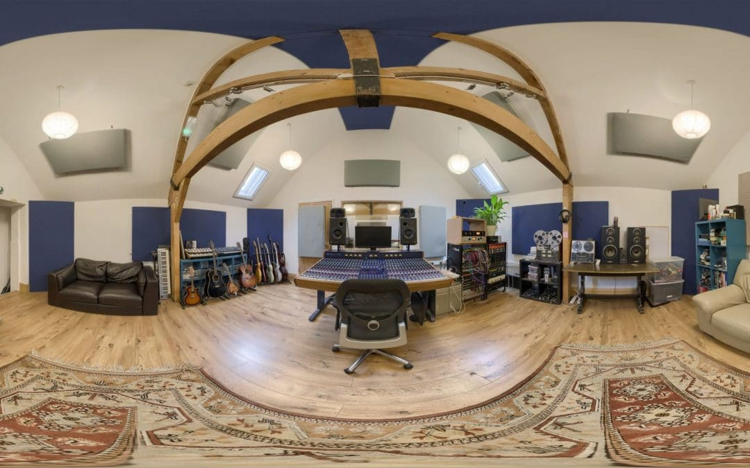 Brighton Road Recording Studios – 360 Virtual Tour